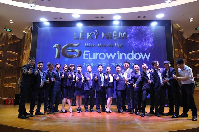 Eurowindow-Gắn kết để thành công