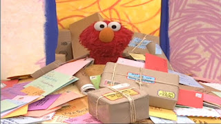 Sesame Street Elmo's World Mail