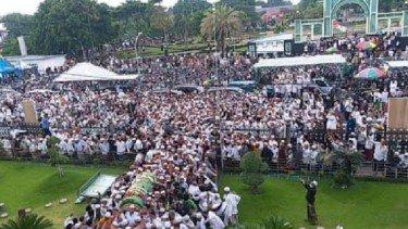 Satgas COVID-19 Bilang Tak Menduga Ribuan Orang Hadiri Pemakaman Habib Hasan