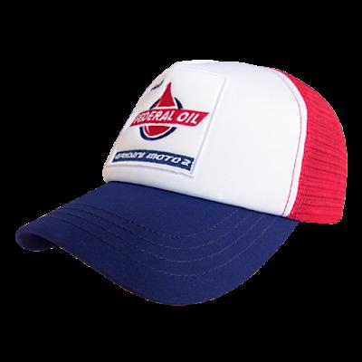 Produk: Trucker Cap – FOGM2 (Official Merchandise FOGM2)