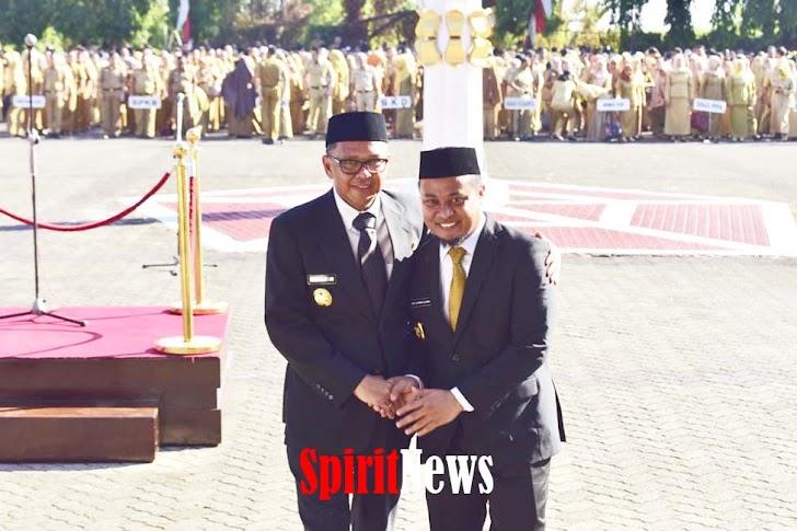 Gubernur NA dan Wakilnya Jangan Dibiarkan Jalan Sendiri