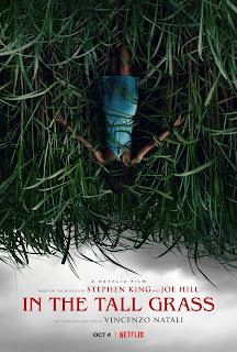 In The Tall Grass - Poster & Trailer