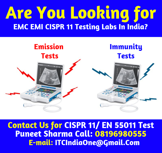 CISPR 11-EN 55011 - EMC EMI Testing labs