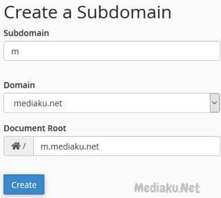 Buat Domain Di Blogspot Dan Subdomain Di WordPress