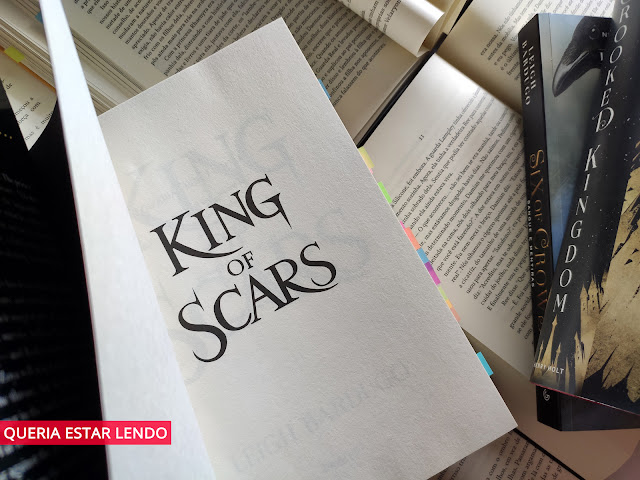 Resenha: King of Scars