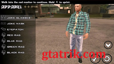 Mod Skin Player.img Nova GTA SA Android