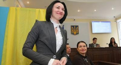 Головою Вищого антикорупційного суду призначено молоду суддю Танасевич
