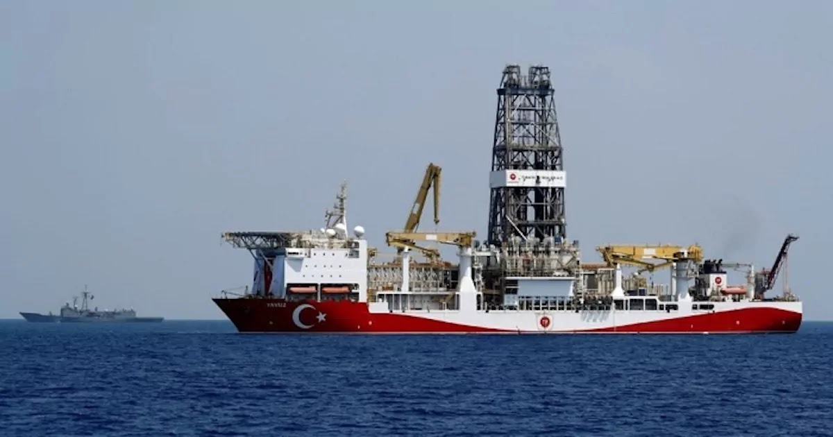 Greece Warns Turkey Against Plans To Drill For Oil In Greek And Cypriot Territory And Calls On EU For Assistance To Defend Against What It Calls 'Piracy'