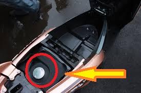 Tangki Bensin Motormu Bocor