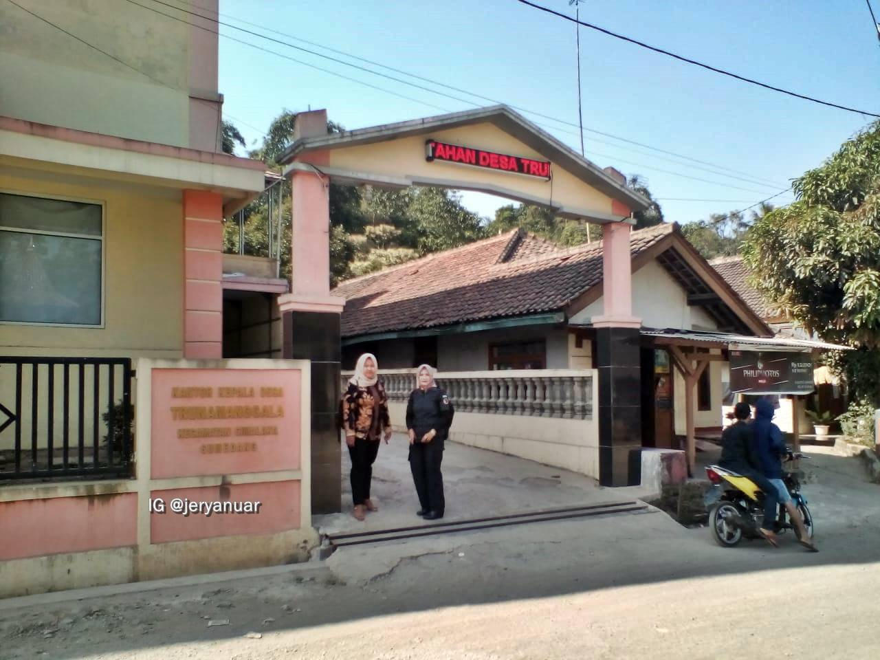 Kantor Desa Trunamanggala, Kab. Sumedang