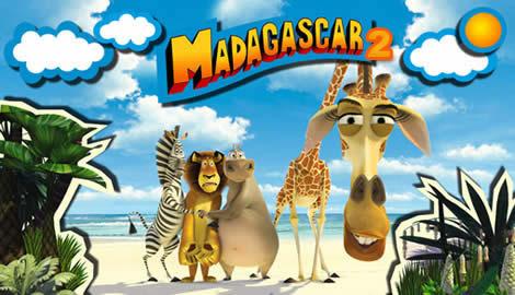 Madagascar 2 em java 320x240
