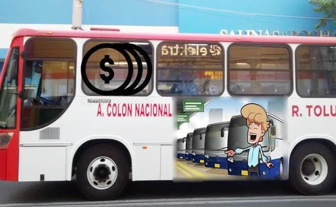 camiones, autobús, precio, costo,