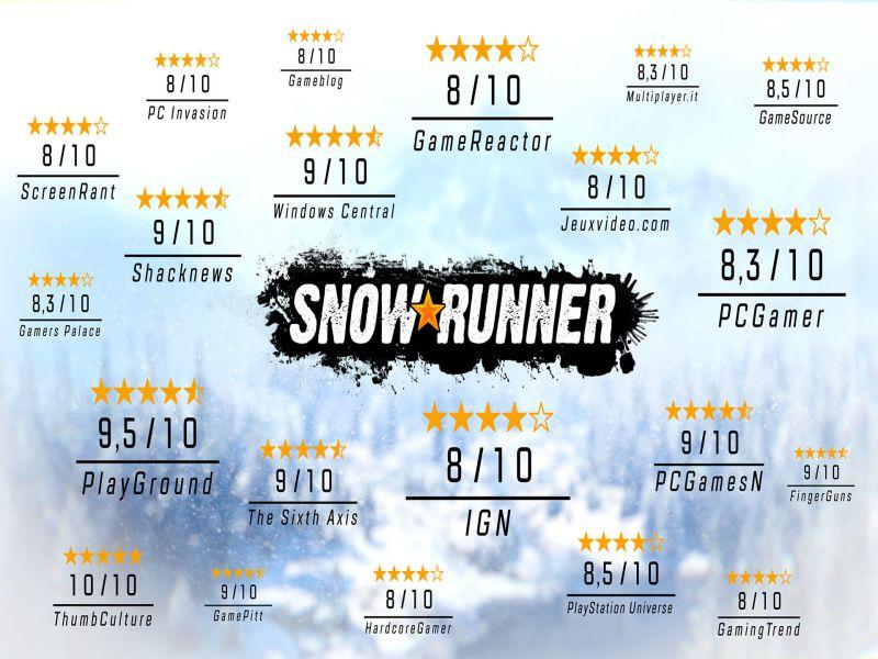 Download SnowRunner Game Setup Exe