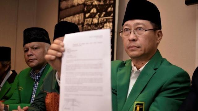 Resmi Dukung Prabowo - Sandi, PPP Muktamar Jakarta Siap Gerakkan Mesin Partai