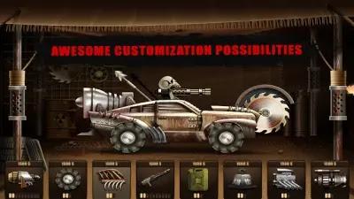 تحميل لعبة zombie hill racing مهكرة