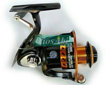 Reel Golden Fish Metanium 205