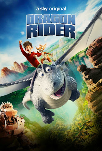 Dragon Rider (BRRip 720p Español Latino) (2021)