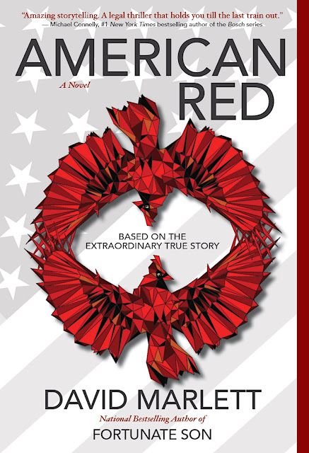 American Red by David Marlett