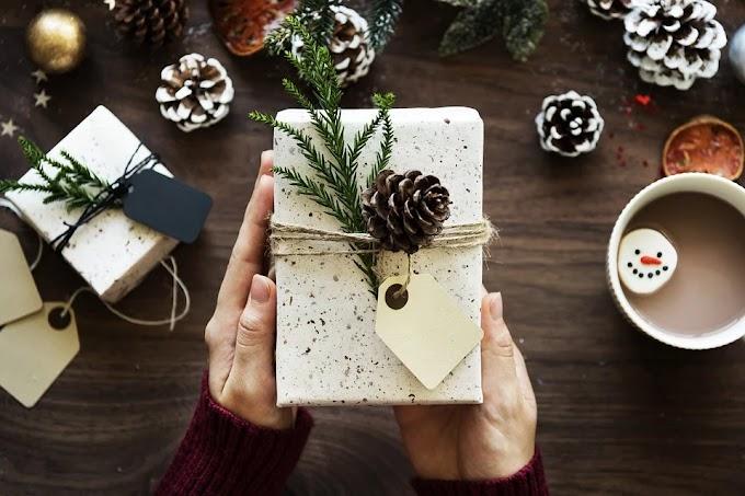 ¿Regalos ecológicos y manualidades para Navidad?