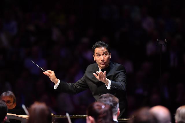 Prom 61 - Andrés Orozco-Estrada, Vienna Philharmonic Orchestra - BBC Proms 2019 (Photo BBC / Chris Christodoulou)