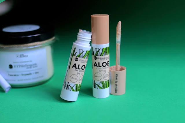 Bell Hypoallergenic Aloe korektor