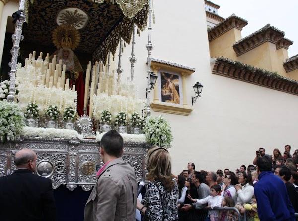 El Arzobispado de Granada anima a El Trabajo a solicitar ya la coronación de la Virgen de la Luz
