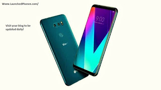 Both are the premium smartphones of the LG LG V35 Thinq too V35 Plus pricing non revealed