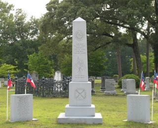 May 19, 2018 - Saturday -- Start time 11 o'clock. Confederate Memorial Day Service.  Whiteville Memorial Cemetery, Whiteville, NC