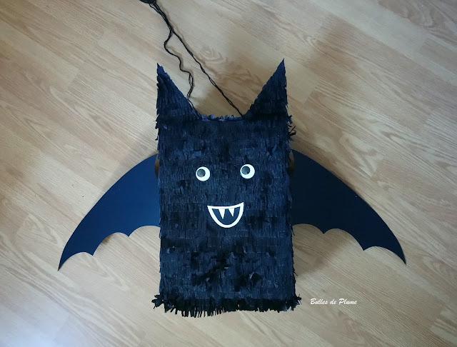 DIY Piñata Chauve souris