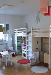 صور غرف نوم أطفال