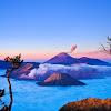 Indahnya Puncak Gunung Bromo