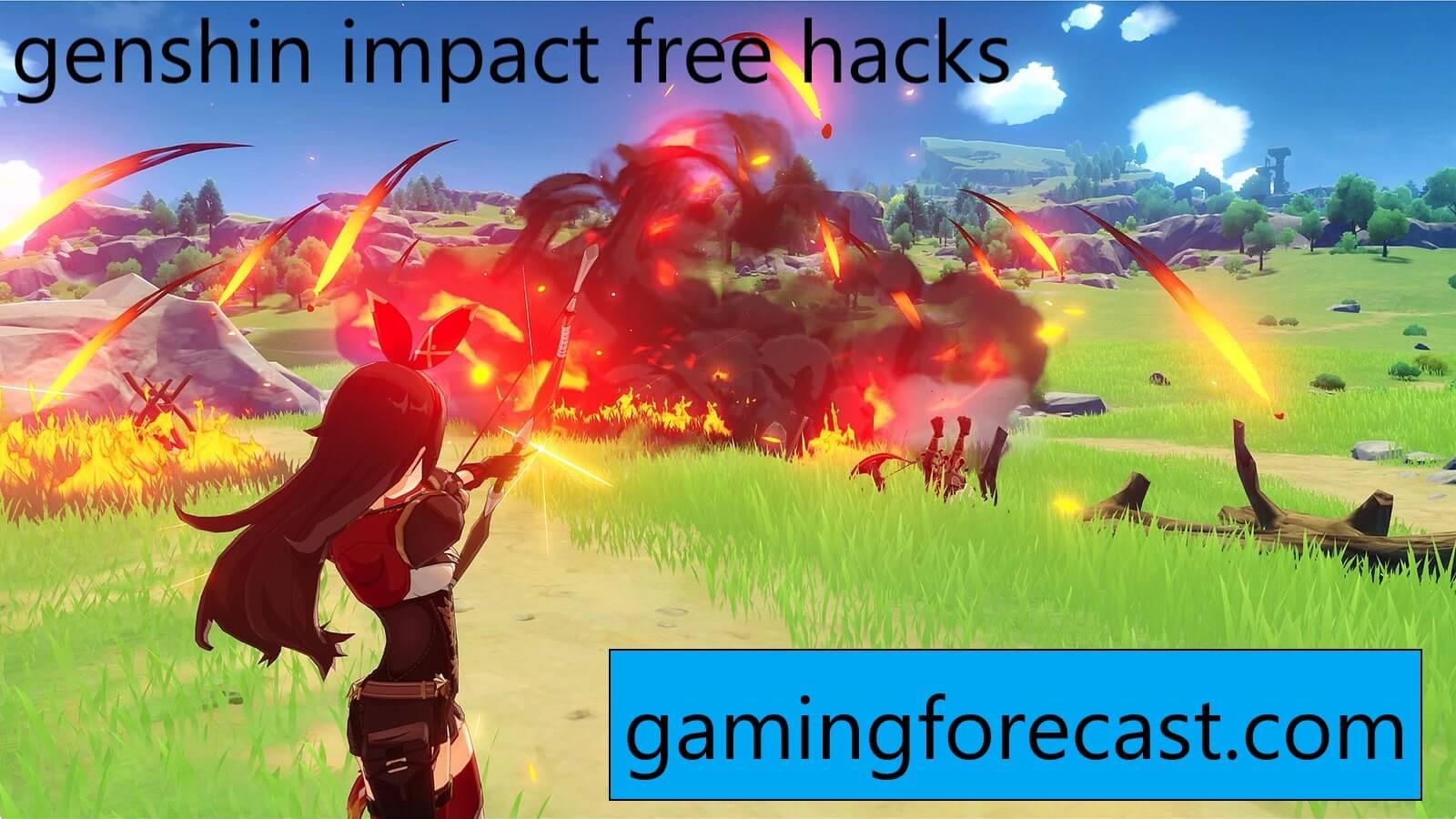 Genshin Impact Mod Esp Speed Hacks Teleport Levitate And More Gaming Forecast Download Free Online Game Hacks
