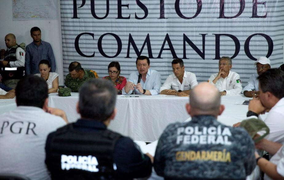 Osorio pedía a fiscales y procuradores maquillar cifras de asesinatos y secuestros: ex Secretario Nacional de Seguridad