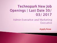 Technopark New Job Opening