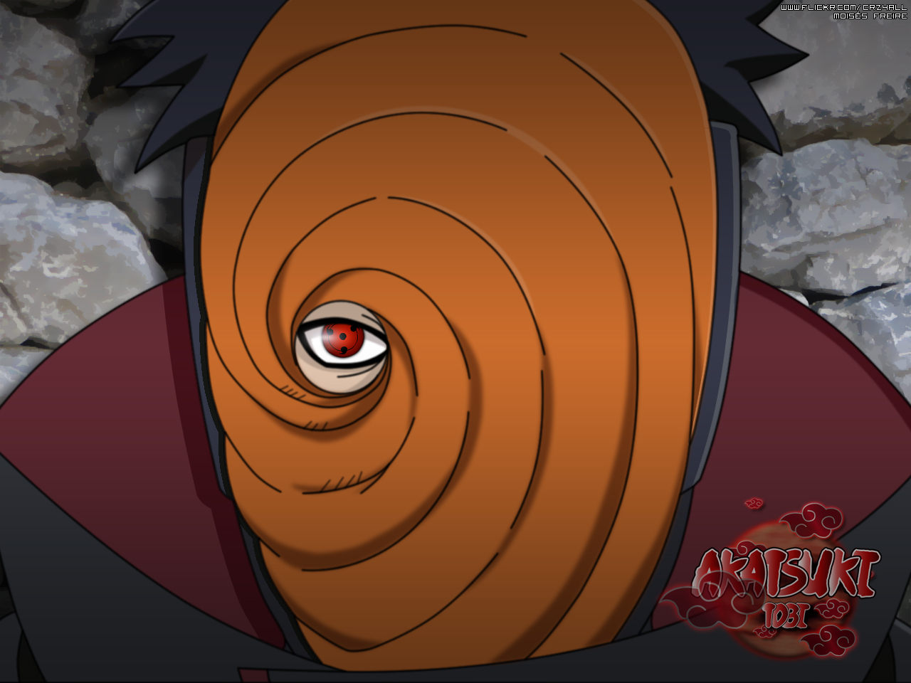 Tobi Mask - Do it yourself the kick ass way! ^_^ ~ Veni ...
