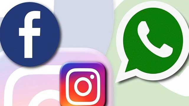 عطل مفاجئ يصيب فيسبوك وواتساب وانستغرام