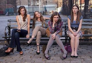 Girls sitting on bench