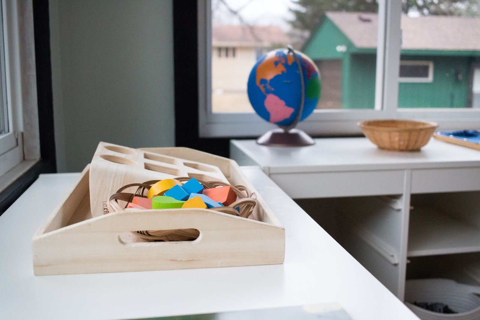 Trofast Montessori Organizing Your Montessori Play Space