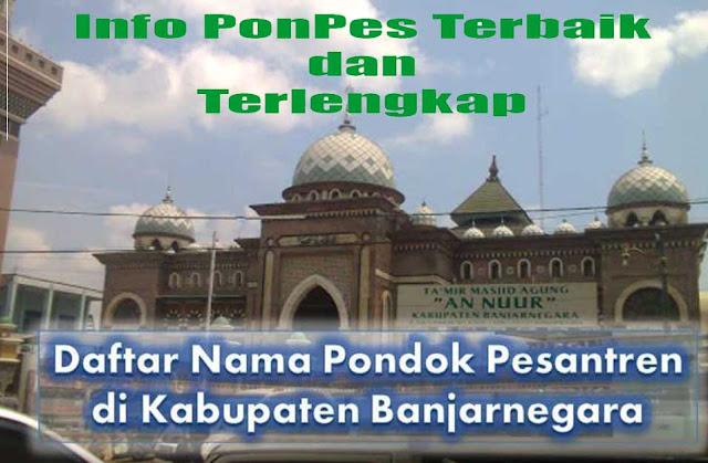 Pesantren di Banjarnegara