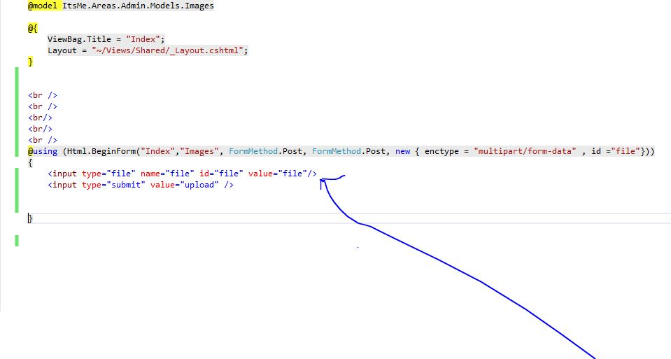 Store Image in Database using Asp Net MVC  - MVC Arena (ASP Net)