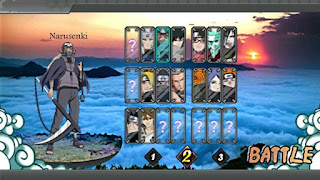 Download Naruto Senki Mod TLF Alliance by Adam Apk