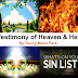 Testimony of Heaven & Hell , by Young Moon Park – Atheist wake up call