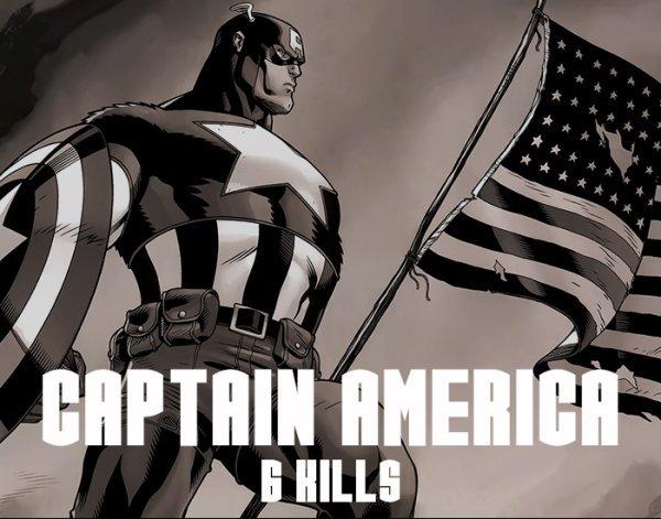 Los superhéroes de Marvel no siempre han salvado vidas