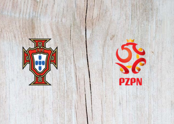 Portugal vs Poland Full Match & Highlights 19 November 2018