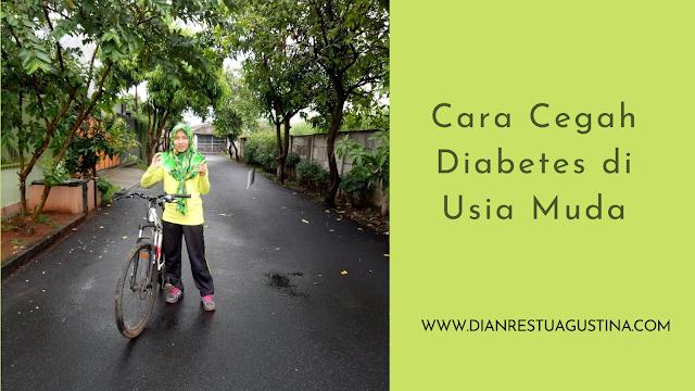 Cara Cegah Diabetes