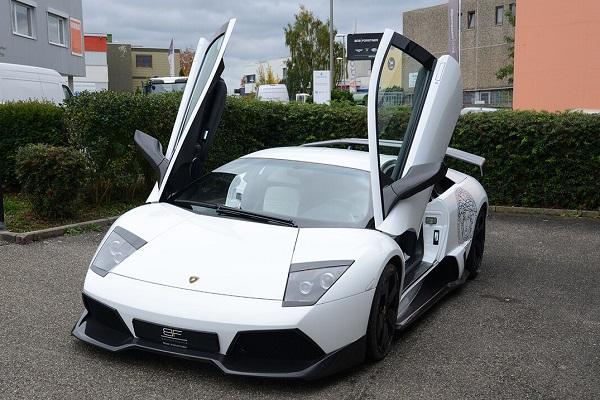 Lamborghini Murciélago Versace