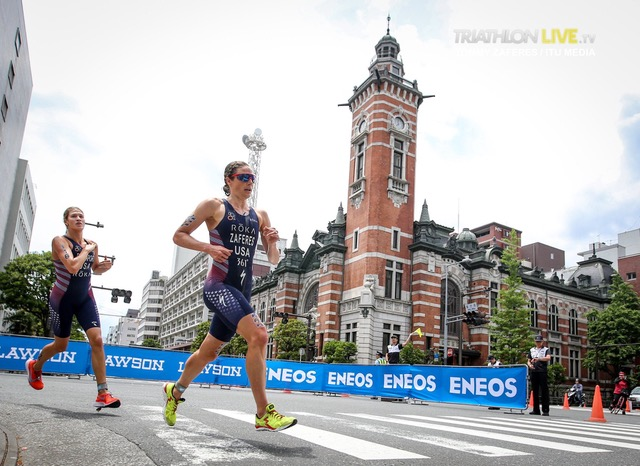 Learning from Katie Zaferes, World's #1 Ranked Triathlete