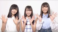 欅坂46公式ゲームアプリ「欅のキセキ」メッセージ動画21(河田陽菜、小坂菜緒、松田好花)