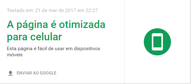 Como saber se meu blog é mobile friendly?