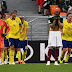 Suécia faz três no México, avança às oitavas e elimina a Alemanha
